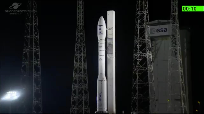Видео:Arianespace