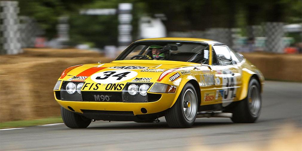 1971 Ferrari 365 GTB/4 LM
