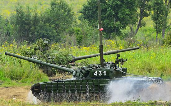 Масштабные учения 5-й армии попреодолению водных преград вПриморском крае, август 2016 года