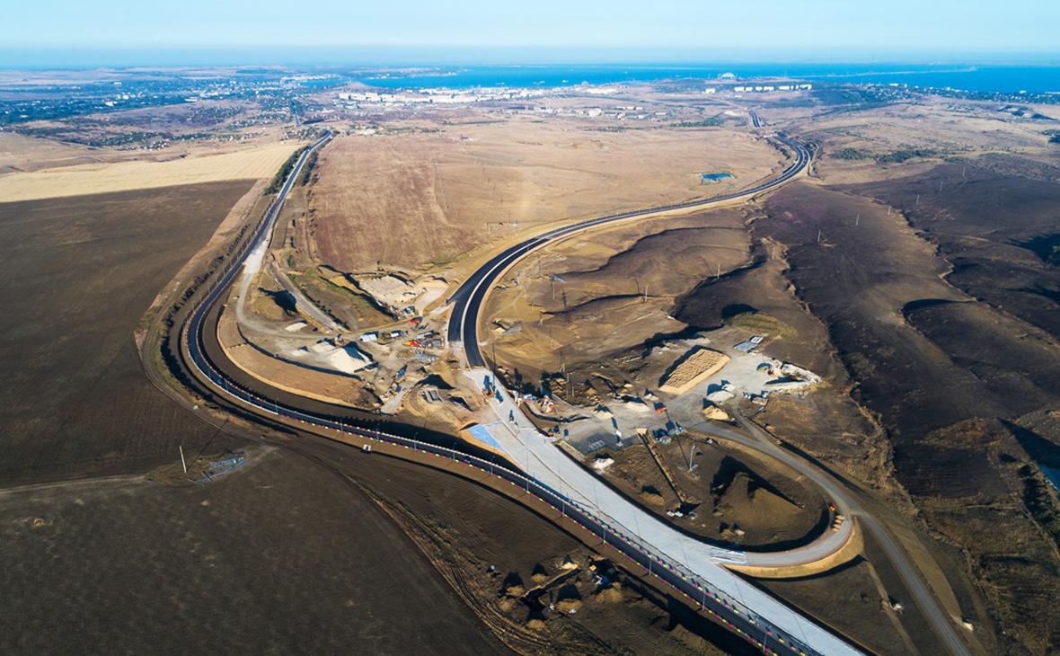 Строительство федеральной трассы «Таврида»