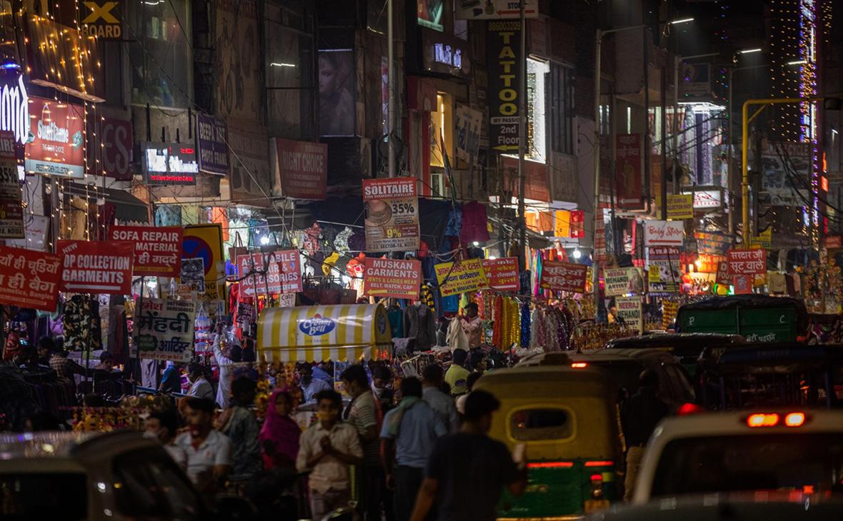 Bank of America предсказал экономике Индии третье место через десять лет