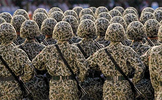 Военнослужащие Вьетнама