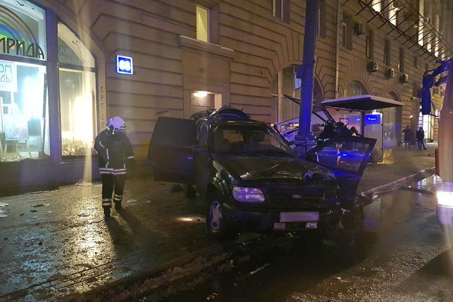 Фото:Страница ДТП и ЧП | Москва и МО Онлайн | МСК «Вконтакте»