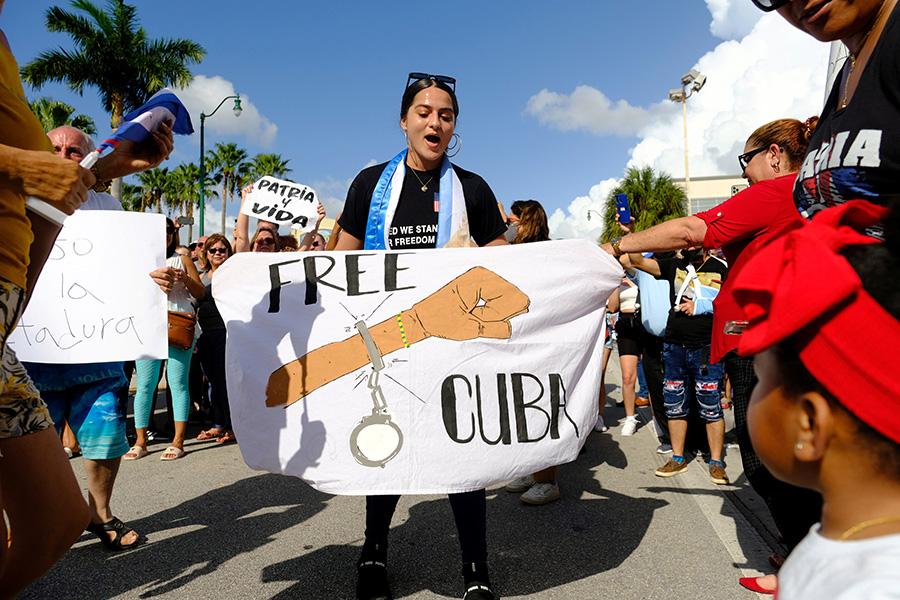 Фото:Maria Alejandra Cardona / Reuters