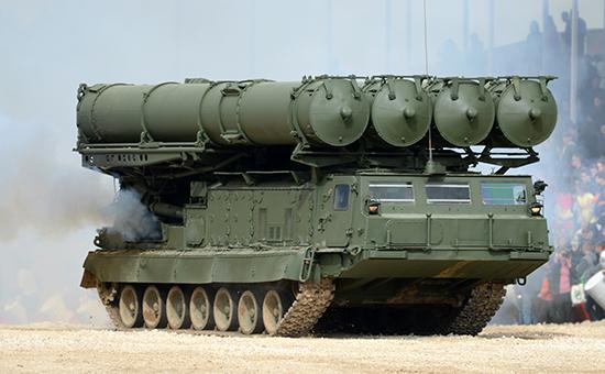 Зенитно-ракетный комплексС-300