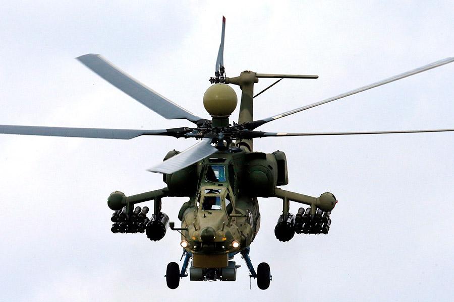 ВертолетМи-28УБ