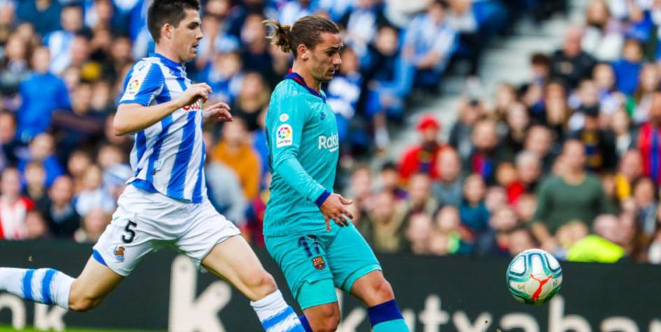 Испанский чемпионат футбол 14 тур барселона реал отчет