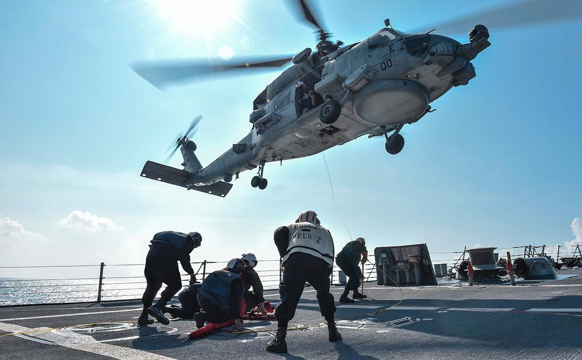 Вертолет MH-60 Seahawk