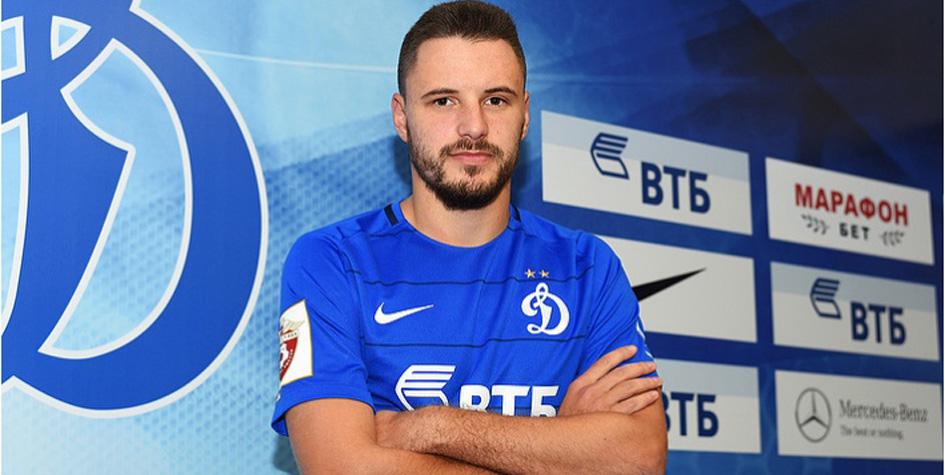 «Динамо» объявило о трансфере лучшего бомбардира «Тосно»