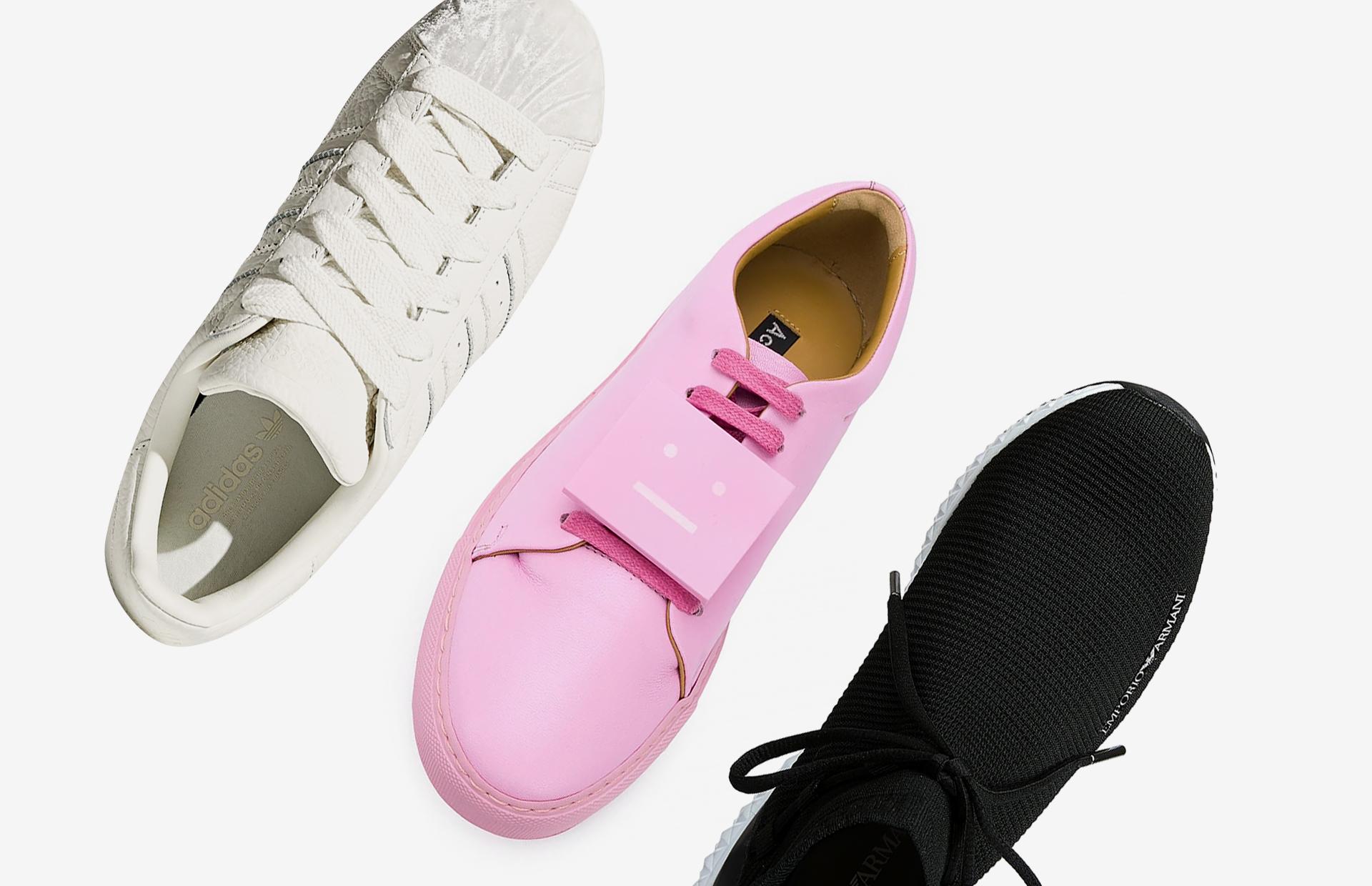 f891f6fa Почему всем надоели «уродливые» кроссовки и какие купить взамен? :: Мода ::  РБК Pink