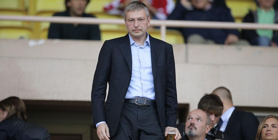 Владелец футбольного клуба «Монако» Дмитрий Рыболовлев