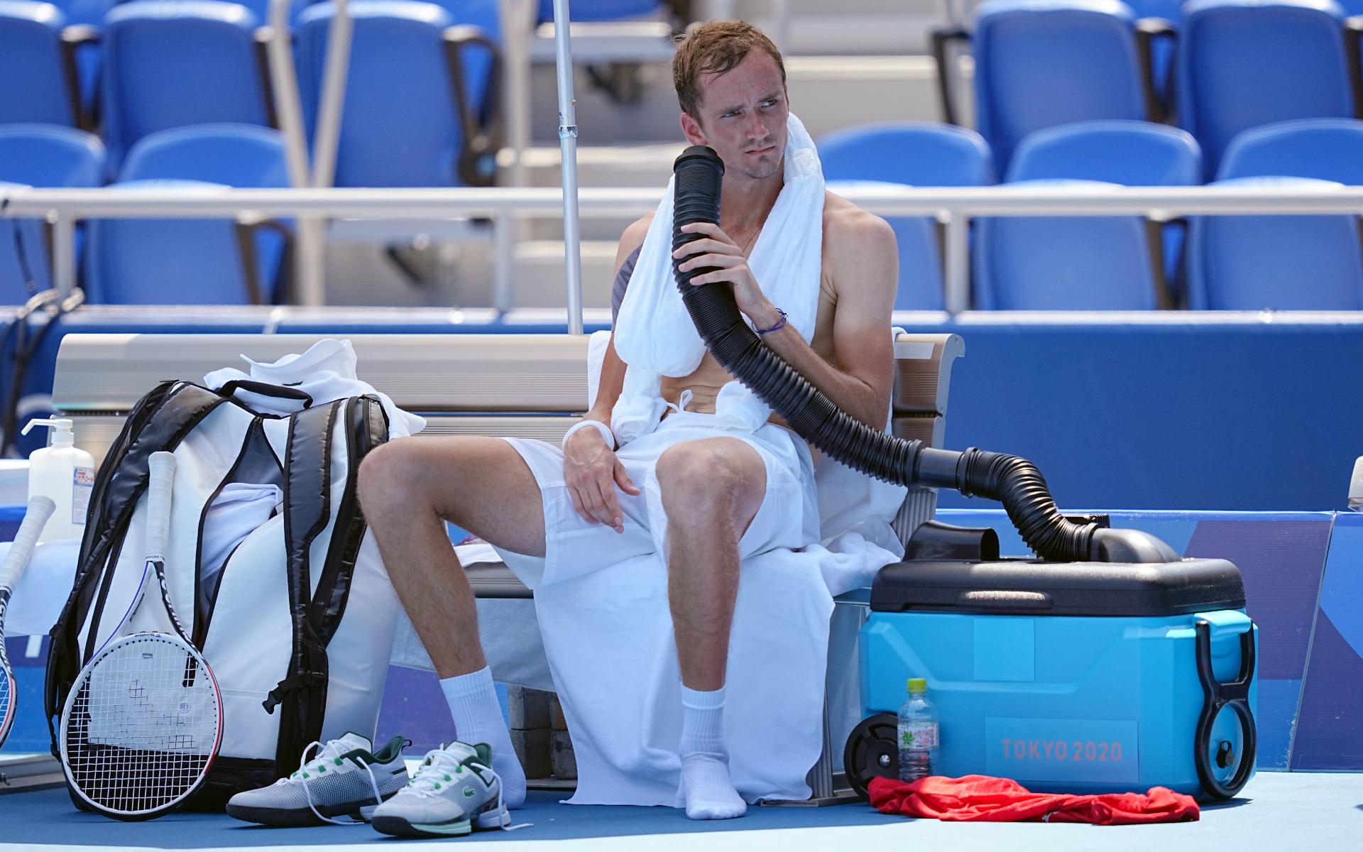 Фото: Даниил Медведев (Global Look Press)