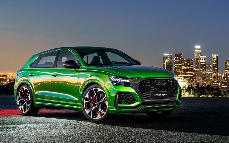 Audi начала прием заказов в России на три новых автомобиля - Autonews.ru