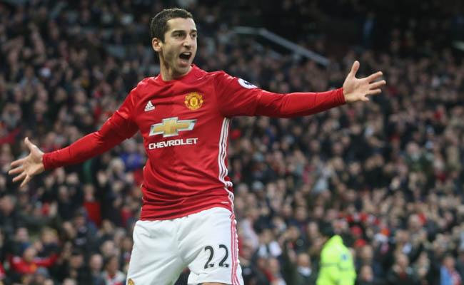 «Манчестер Юнайтед» прервал безвыигрышную серию благодаря голу Мхитаряна