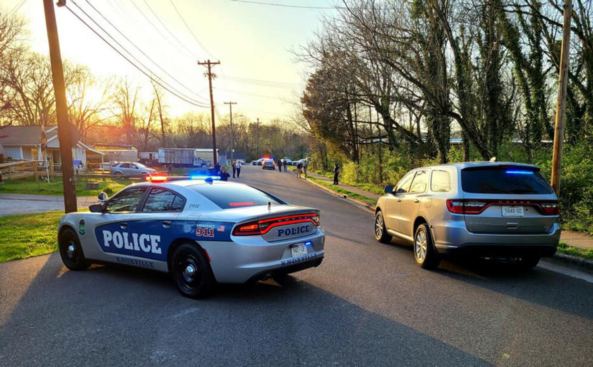 Фото:KnoxvillePD / Facebook