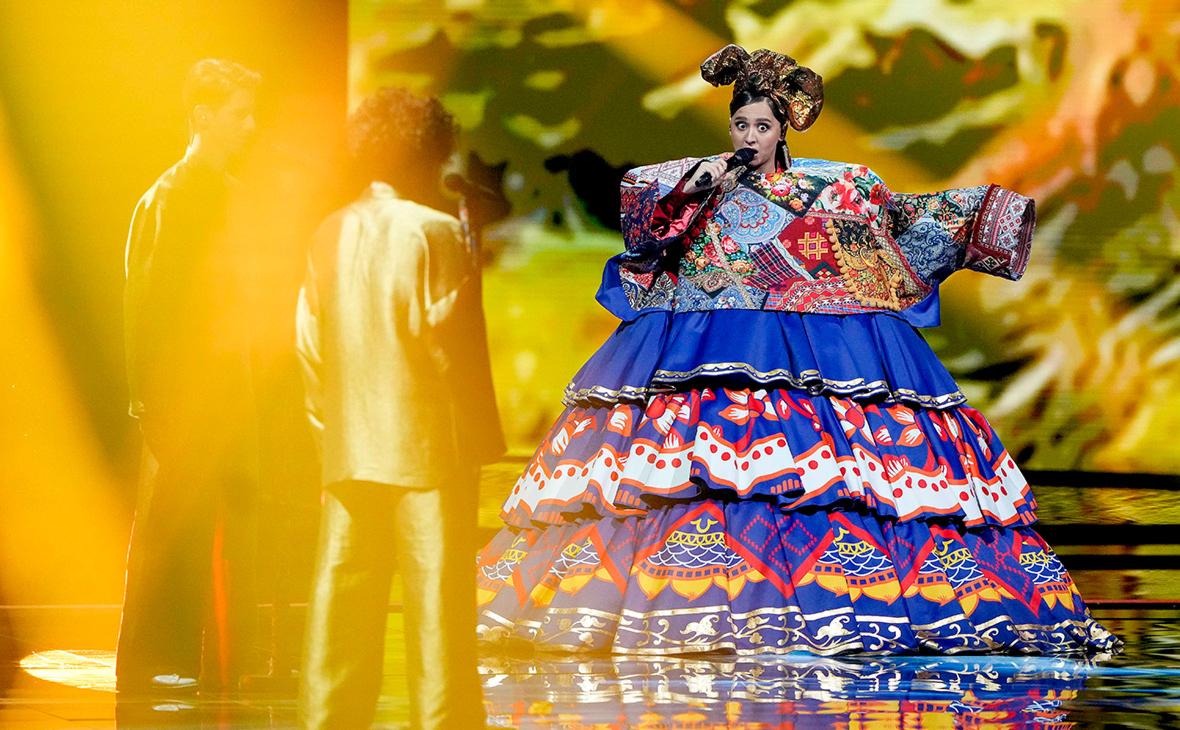 Выступление Manizha стало самым популярным в YouTube Евровидения-2021