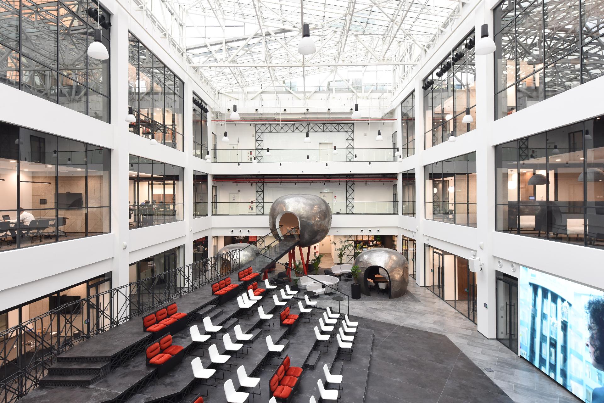 Фото:UNK corporate interiors