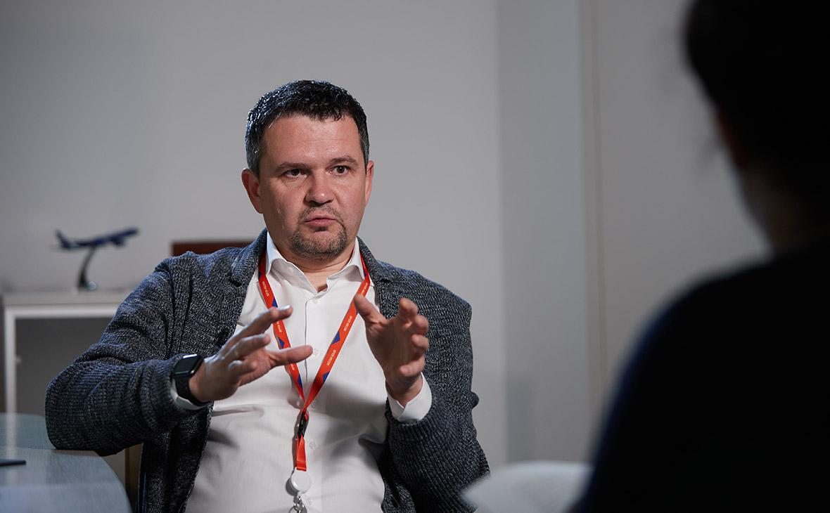 Интервью главы Почты России Максима Акимова. Главное