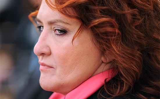 Бывшая министр сельского хозяйства РФ Елена Скрынник