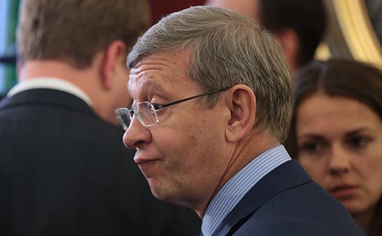 Глава АФК «Система» Владимир Евтушенков