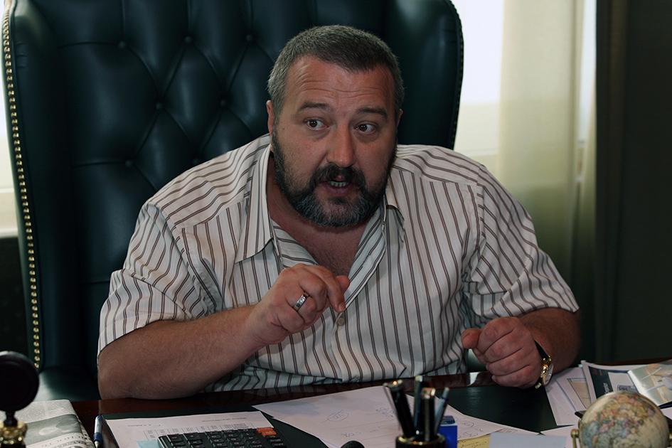 Игорь Пинкевич — генеральный директор ООО Зерновая компания «Настюша»