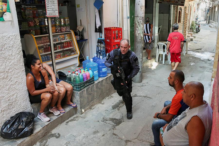 Фото:Ricardo Moraes / Reuters