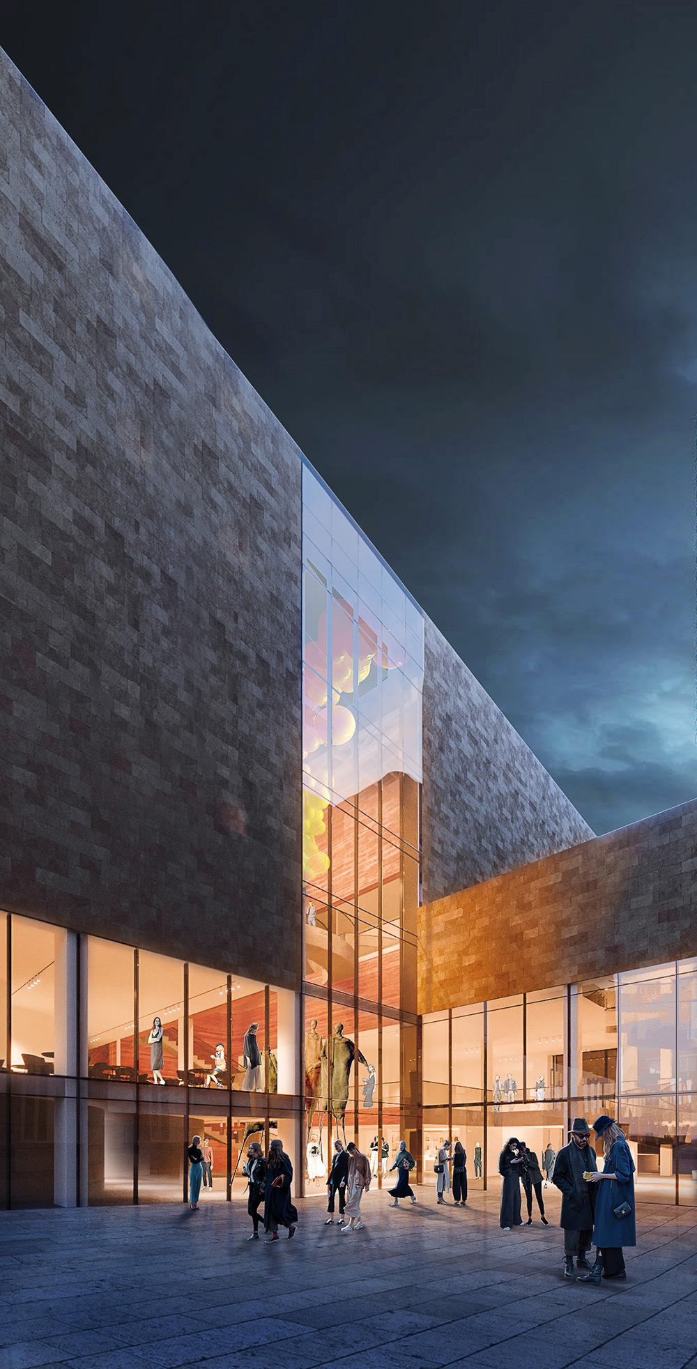 Центр современного искусства в Ереване