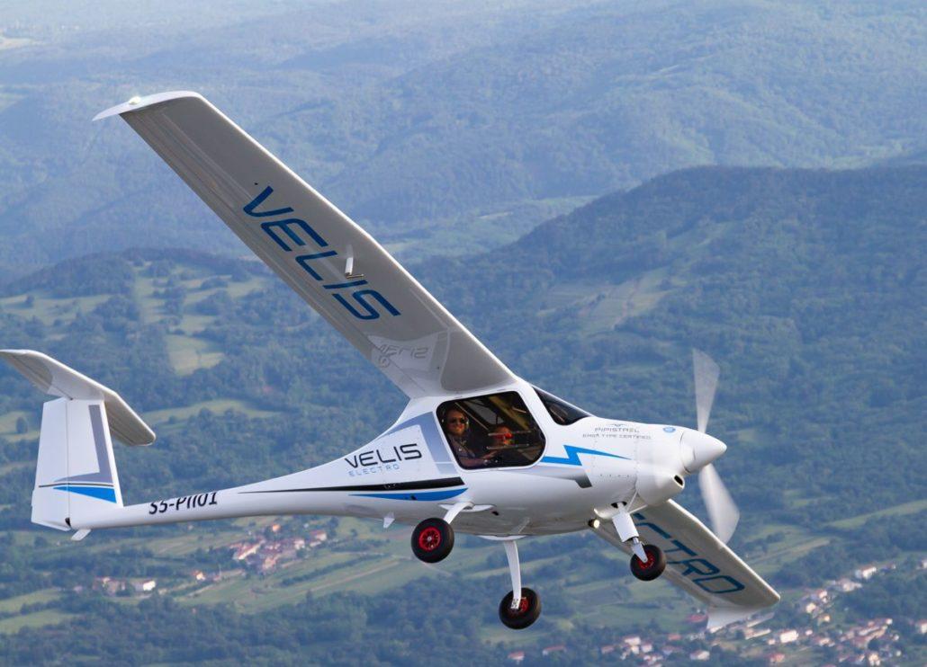 Pipistrel уже запустила серийное производство Velis Electro: сертификат типа EASA позволяет эксплуатировать самолет в коммерческих целях