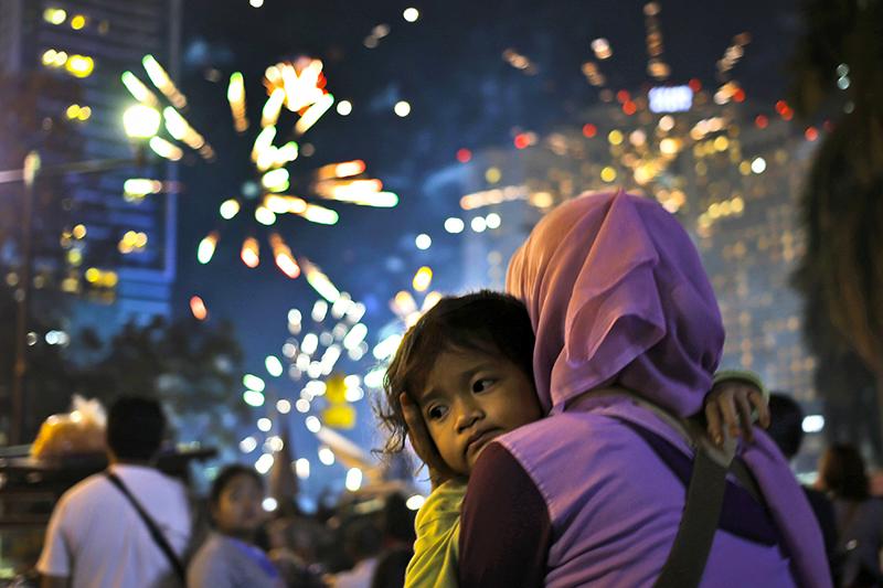 Фото:Dita Alangkara/AP