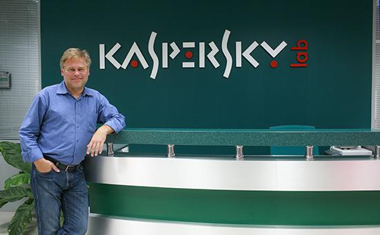 Основатель «Лаборатории Касперского» Евгений Касперский