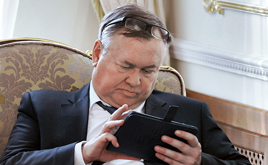 Андрей Костин, президент — председатель правления ВТБ