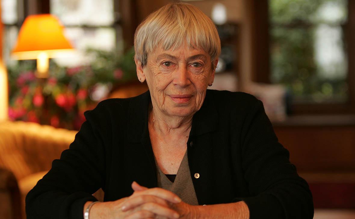 В США умерла писательница-фантаст Урсула Ле Гуин