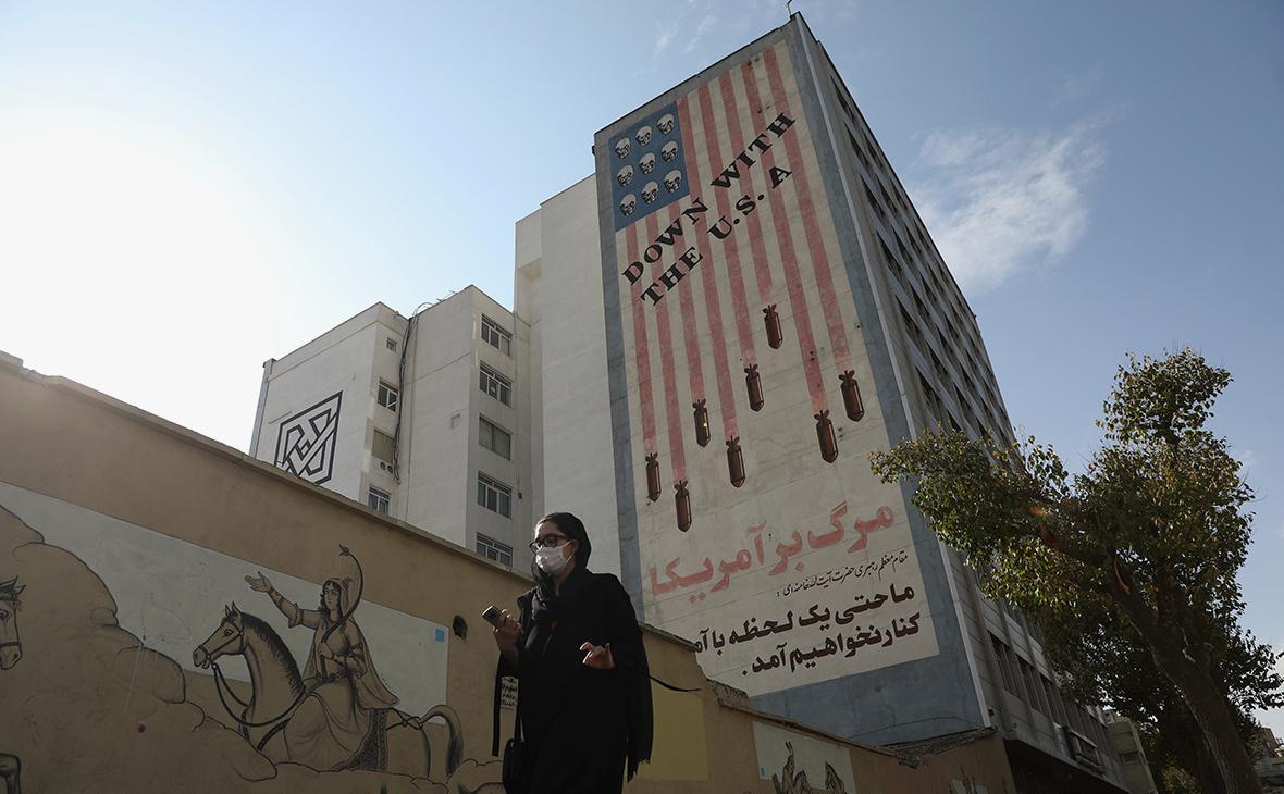 Фото:Majid Asgaripour / WANA / Reuters