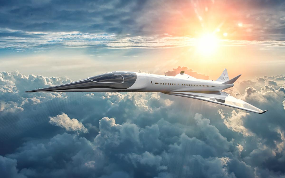 Фото: Leap Aerospace