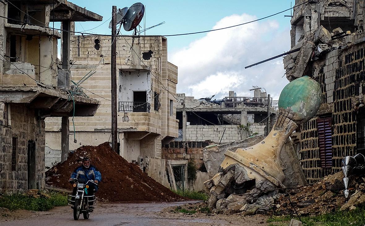 Дараа, Сирия