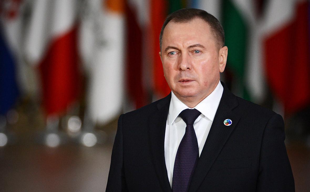 Макей — РБК: «Нет смысла подозревать Белоруссию в попытках уйти на Запад» :: Политика :: РБК