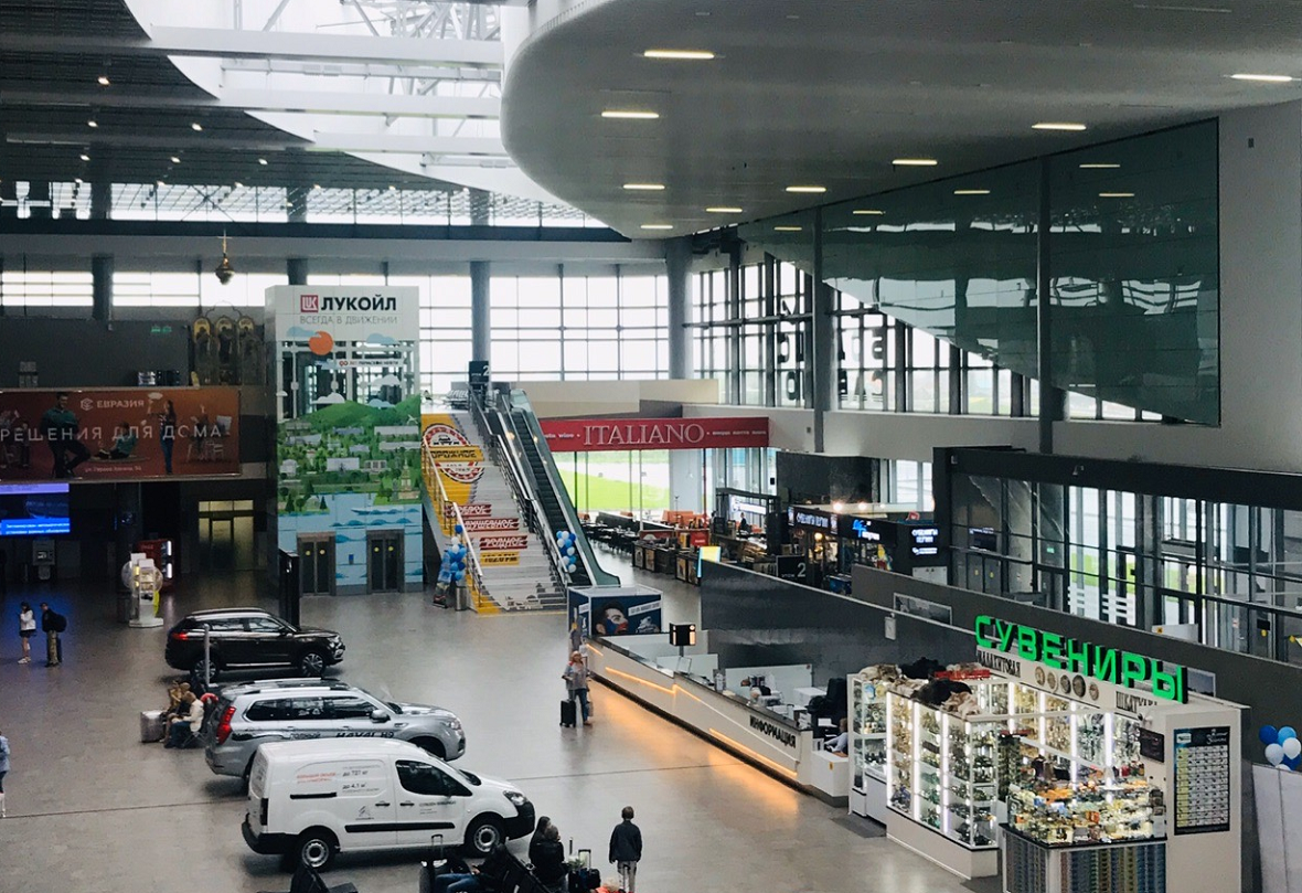 На табло Пермского аэропорта появились первые рейсы в Турцию