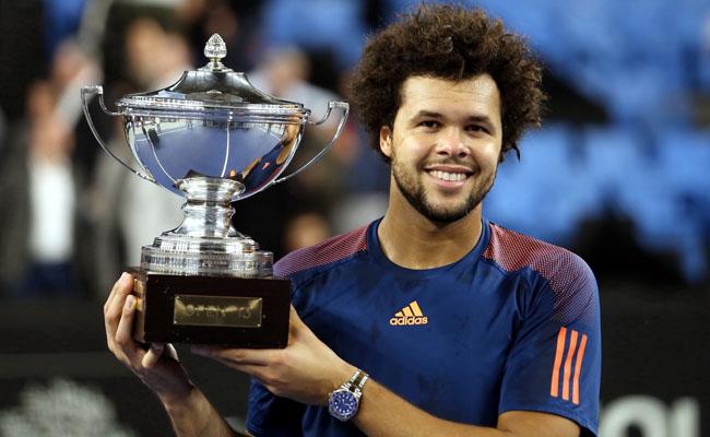 В конце февраля Жо-Уилфрид Тсонга выиграл турнир в Марселе