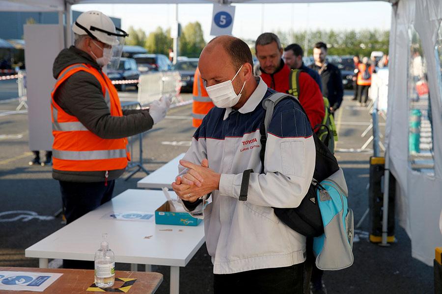 Фото:Pascal Rossignol / Reuters