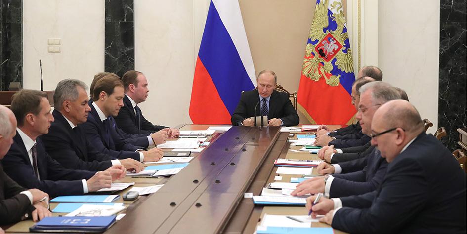 Фото: Михаил Климентьев / пресс-служба президента РФ/ТАСС