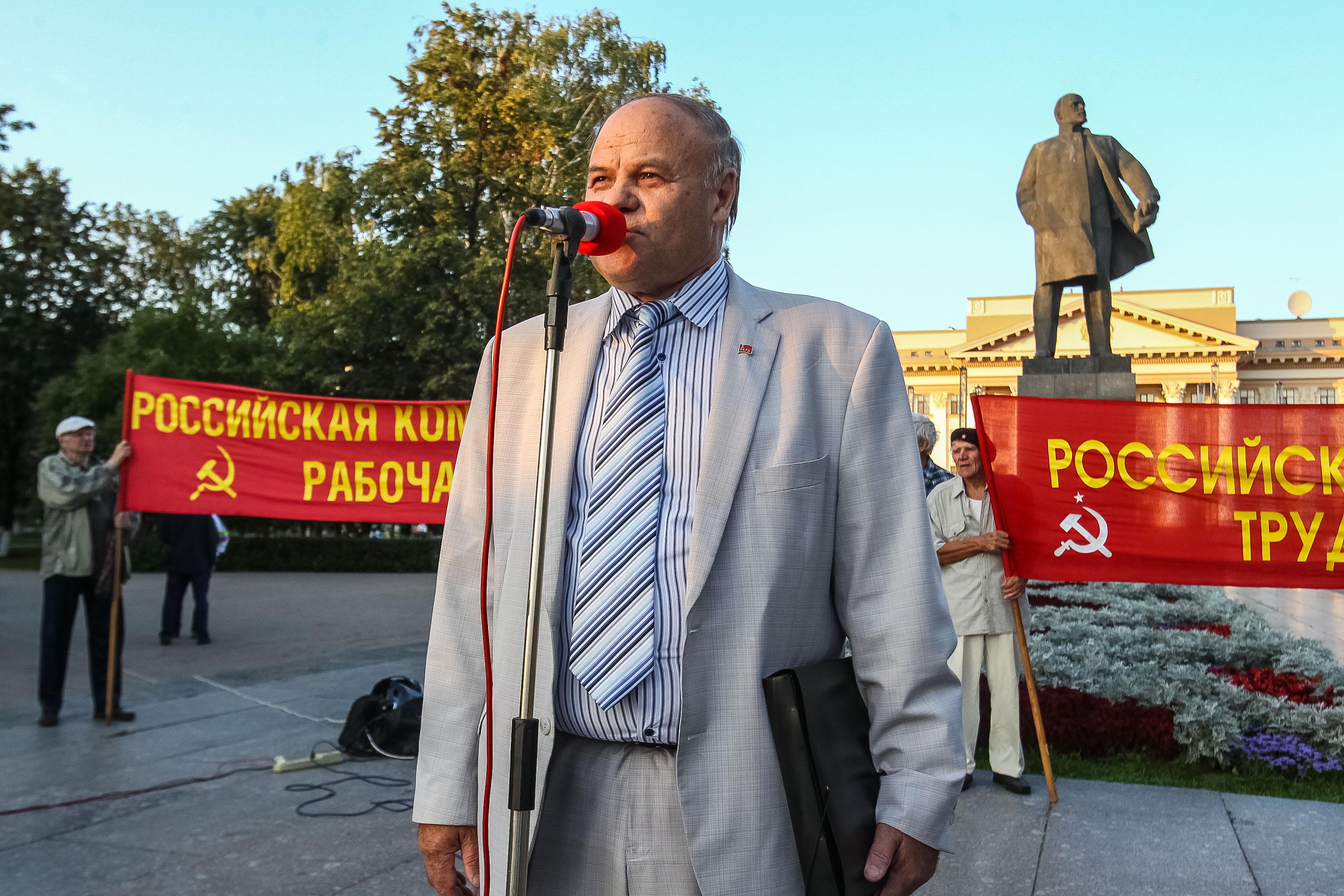 Защита считает, что процесс против Черепанова — политическая провокация