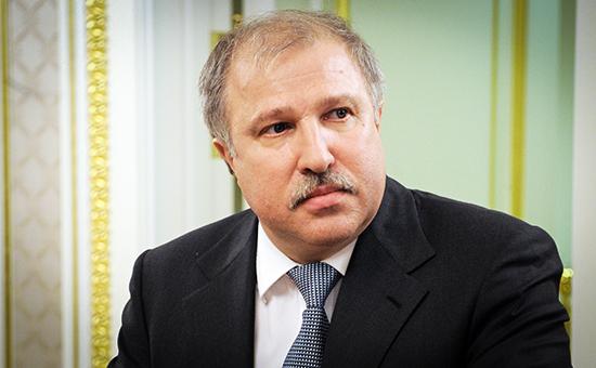 Президент ОАО «Нефтяная компания «Роснефть» Эдуард Худайнатов