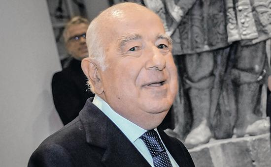 Бразильский миллиардер Эдмон Сафра