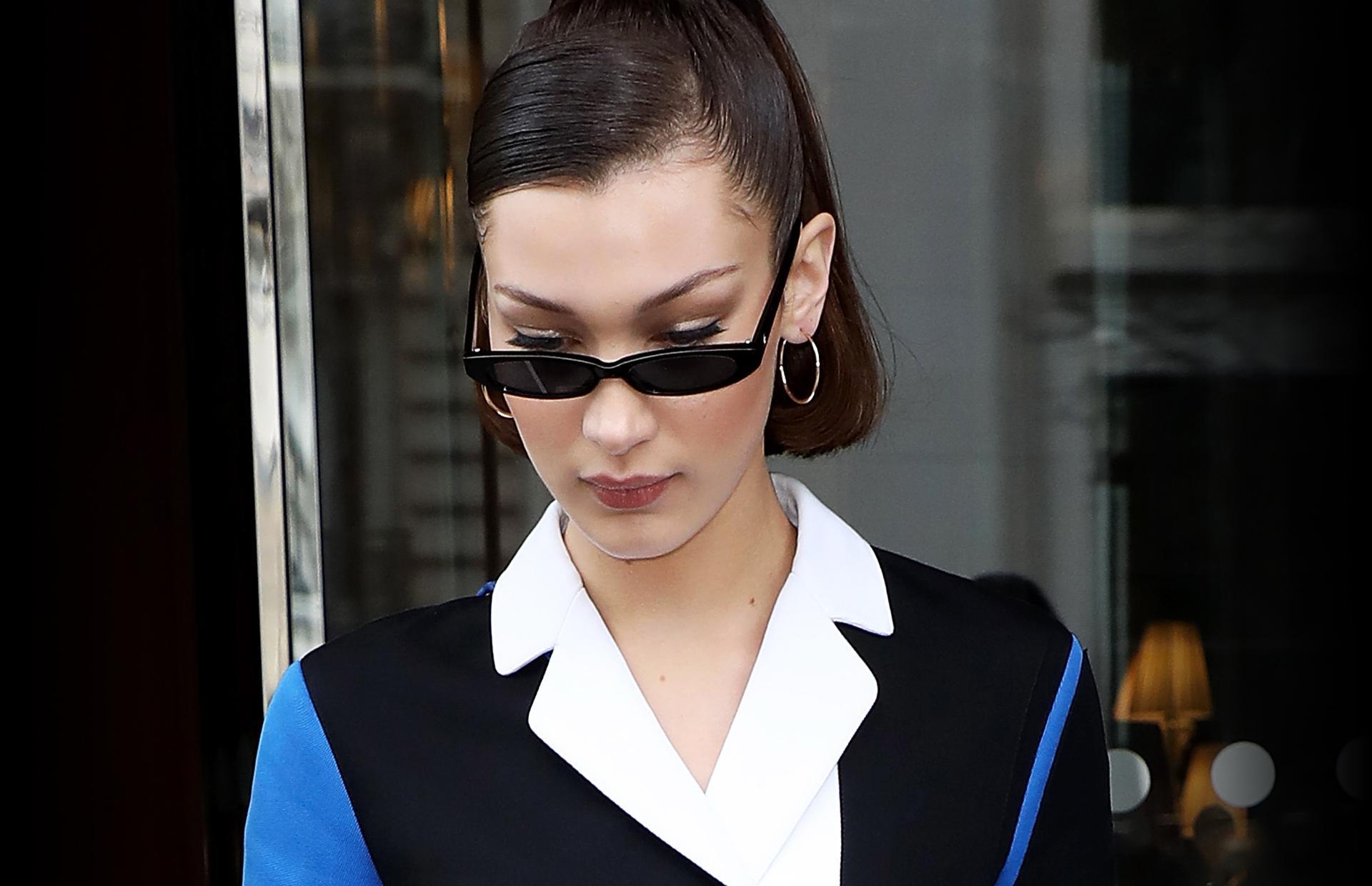 37fd1e31fbe9 Узкие очки — главный тренд 2018 года. Оно вам надо     Мода    РБК Pink
