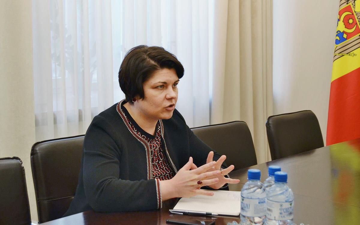 Суд признал незаконным повторное выдвижение Гаврилицы в премьеры Молдавии