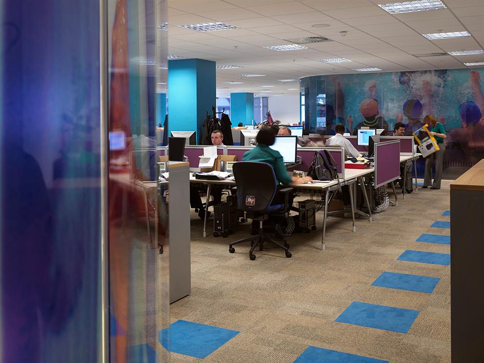 Офис Министерства образования Великобритании