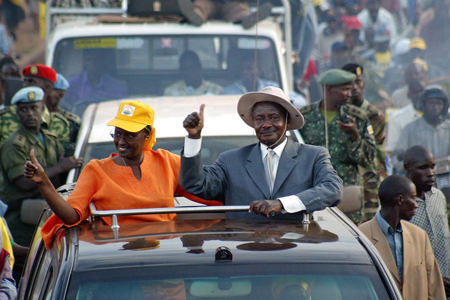 Фото:James Akena / AP
