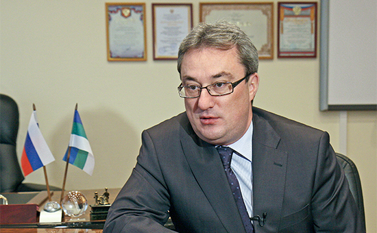 Глава Республики Коми ВячеславГайзер