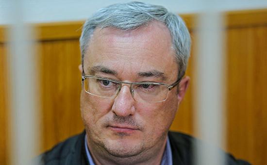 Глава Республики Коми Вячеслав Гайзер вБасманном суде города Москвы