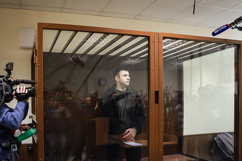 Водитель ГеоргадзеШота Элизбарашвилинаходится в СИЗО по обвинению в соучастии в убийстве